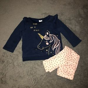 Carters outfit set